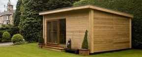 The Stable Company - garden room, garden office, gym, annexe, retreat, extra space, mono, duo, eco, garden studio | Dempsey's Distinguished Destinations | Scoop.it