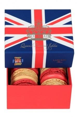 Gourmandise : Les macarons Ladurée, so british | Les p'tits plats | Scoop.it