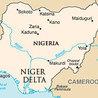 Niger Delta region of Nigeria.