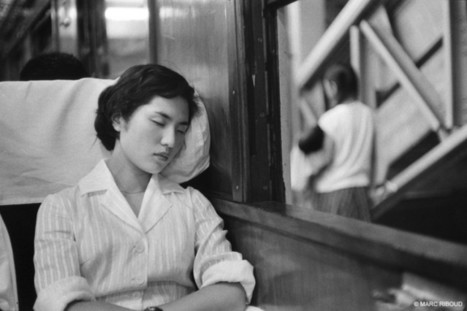 Photobook Review: Vers l'Orient by Marc Riboud | Conscientious Photography Magazine | More about Photography | Scoop.it