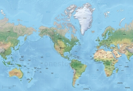 Map world political relief mercator america cen map world political relief mercator america centered vector gumiabroncs Choice Image
