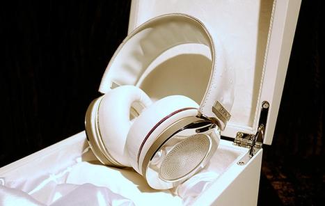 CES 2017 : Onkyo fait dans le bling bling et orne son casque H900M de diamants et de rubis | ON-TopAudio | Scoop.it