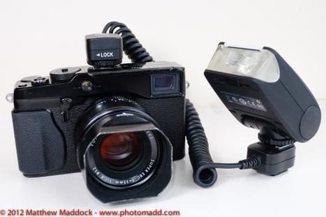 Off camera TTL flash with the Fuji X-Series | Matthew Maddock | Fuji X-Life | Scoop.it