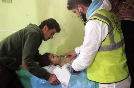 Un simple contact du gaz sarin avec la peau entraine la mort (PHOTOS) | Actualités & Infos (Médias) | Scoop.it