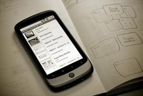 5 Free Tools For Making Digital Portfolios | TICE & FLE | Scoop.it