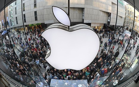 Apple pays 1.9pc tax on overseas profits - Telegraph.co.uk | Accountancy for SMEs | Scoop.it