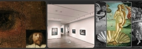 Google Art Project: Museo de arte virtual con actividades educativas - alsalirdelcole | De las TIZAS a las TICas | Scoop.it
