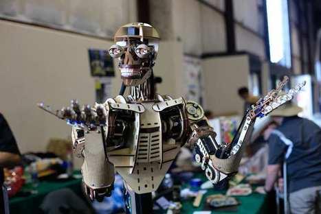 Les Makers, pionniers de l'industrie de demain | Transhumanisme | Scoop.it