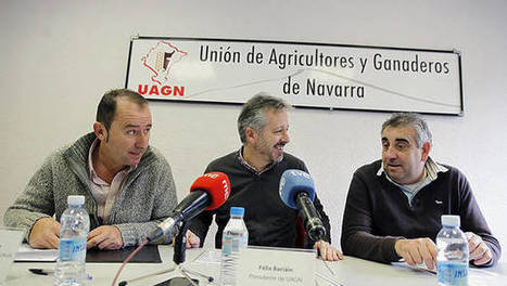 UAGN apoya el riego de 10.000 hectáreas en la Ribera aunque calcula que serán más | Ordenación del Territorio | Scoop.it