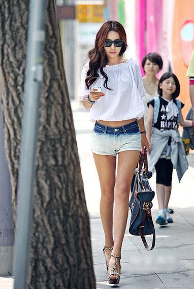 women shorts fashion for summer 2012 fashion