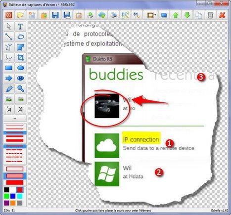 HotShots : capture d'écran avec outils d'annotation | Moisson sur la toile: sélection à partager! | Scoop.it