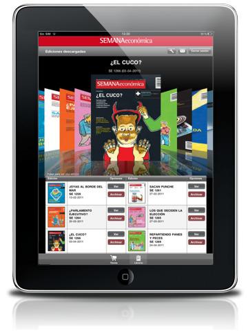 Semana Económica, la primera revista peruana en versión para iPad   El Taller del Aprendiz   Scoop.it