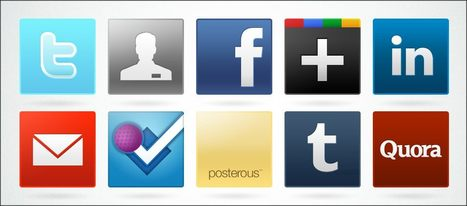 Meet me on my others social networks ! | Be Social On Media For Best Marketing ! | Scoop.it