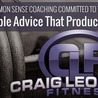 Craig Leonard Fitness Website