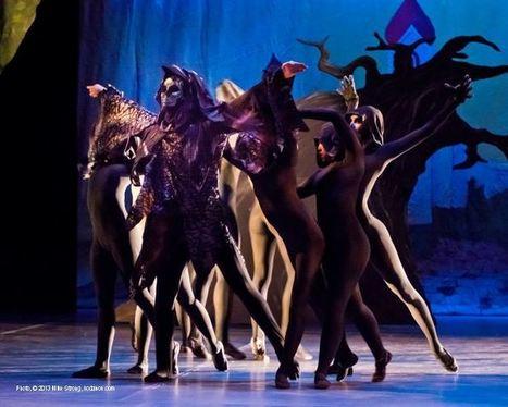 American Youth Ballet, Sleeping Beauty - Firebird Photos | KC Dance | OffStage | Scoop.it