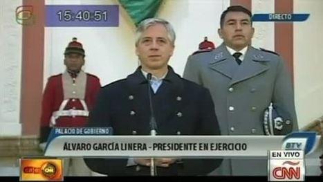 Las colonias de EU están en Europa: Bolivia -  CNNMexico.com | Atentado a Evo Morales por España, Francia, Portugal e Italia | Scoop.it