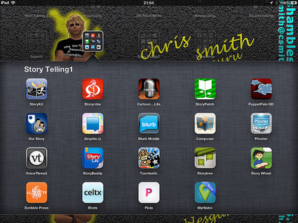 Digital Storytelling [Apps] | Digital Storytelling Tools, Apps and Ideas | Scoop.it