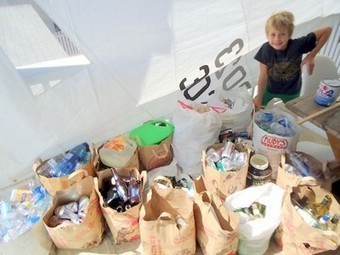 10-Year-Old's Recycling Business | Waste | Scoop.it