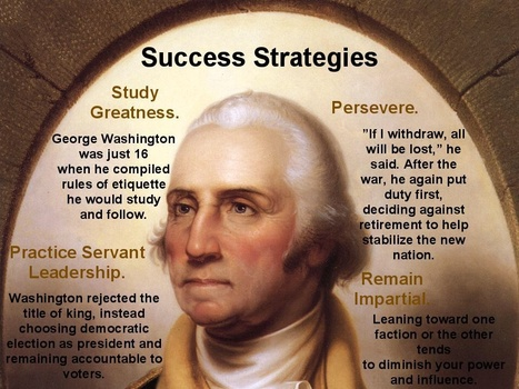 Timeless Leadership Lessons From a Young George Washington - Forbes | Leadership, Innovation, and Creativity | Scoop.it