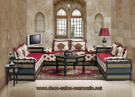 Acheter Salon Marocain Sur Mesure Deco