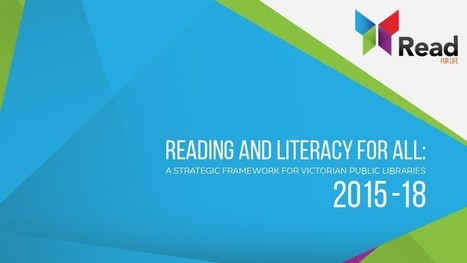 Reading and literacy strategic framework   I'm for libraries!   Scoop.it