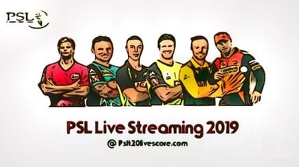 psl live streaming 2019