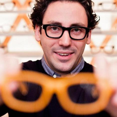 Toasting Success With Warby Parker Co-Founder Neil Blumenthal | e-commerce start-up | Scoop.it