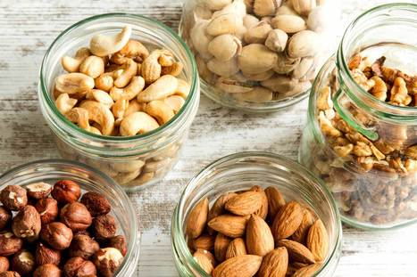 Nuts: The Best Disease Fighter Already in Your Pantry | Reader's Digest | ♨ Family & Food ♨ | Scoop.it