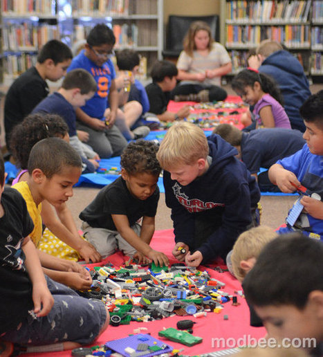 Lego building underway at Turlock library - Modesto Bee | Tinkering and Innovating in Education | Scoop.it