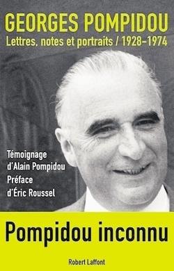 Pompidou ou l'esprit des mots - Les Échos | Nouveau Roman Français | Scoop.it