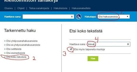 Linguee suomi englanti