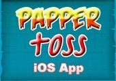 Papper Toss HD (Clone)   Objective-C   CocoaTouch   Xcode   iPhone   ChupaMobile   Mobile App Development   Scoop.it