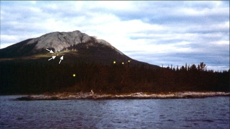 Why earthquakes are sometimes preceded by mysterious lights   Scientific Paranormal Research Organisation   Scoop.it