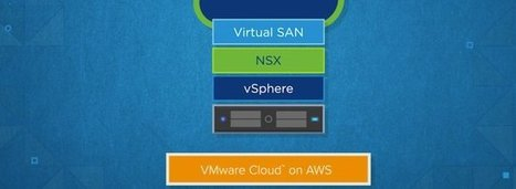 VMware Cloud on AWS, une solution qui peut tout changer | LINKBYNET dans la presse | Scoop.it