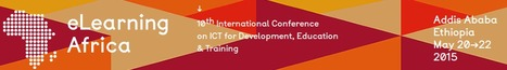 eLearning Africa 2015 / International Conference on ICT for Development, Education and Training. | Formation a distance | Scoop.it
