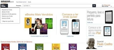 Brésil, Chili, Argentine : Amazon veut l'Amérique du Sud - Actualitté.com | Be Bright - rights exchange nouvelles | Scoop.it