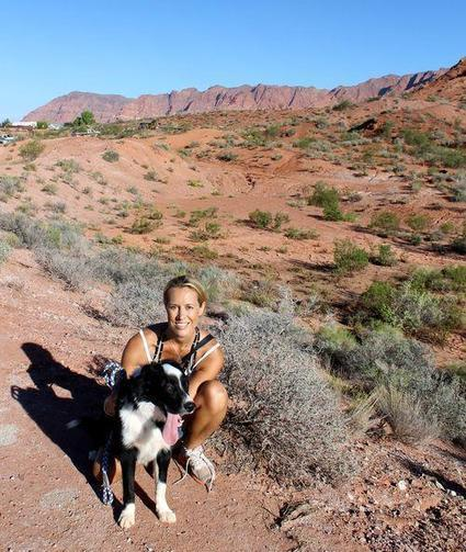 This Amazing Utah Canyon Hike Comes With a Rescue Dog - Yahoo Travel | Motorhome Madness | Scoop.it