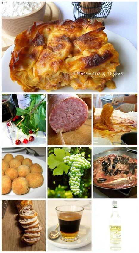 Le Marche nel Piatto: The ten best food and drinks of Le Marche | Le Marche and Food | Scoop.it