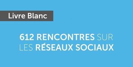 Un «Livre blanc» mesure la puissance des réseaux sociaux professionnels | Culture numérique {C2i1 2.0 ?} | Scoop.it