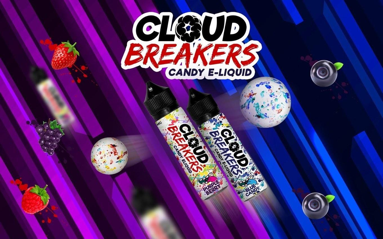 Cloud Breakers E Juice Vape Supplies W Crepe 60ml Eliquid Chocolate Hazelnut Usa Liquid
