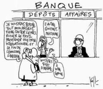 """La guerre contre la finance, il faut scinder les banques !   Argent et Economie """"AutreMent""""   Scoop.it"""