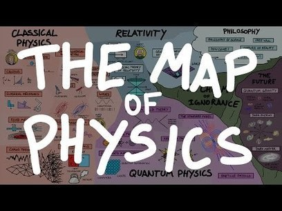 The Map of Physics | Tudo o resto | Scoop.it