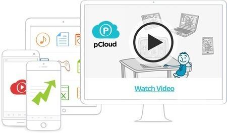 Free Cloud Storage for Files - pCloud | soundsInteresting | Scoop.it