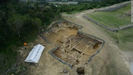 Des monnaies romaines découvertes dans les ruines d'un château japonais - SciencePost   Monde médiéval   Scoop.it