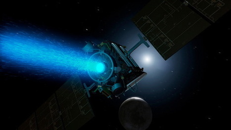 How an Ion Drive Helped NASA's Dawn Probe Visit Dwarf Planet Ceres | Science technology and reaserch | Scoop.it