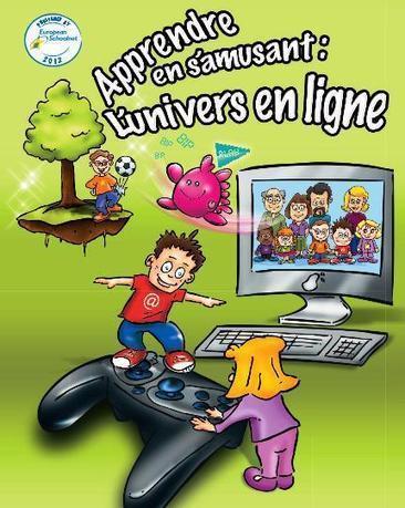Apprendre en s'amusant : livret de jeux sur l'ordinateur et l'Internet responsable pour les jeunes de 4 à 8 ans | Parentalité et numérique | Scoop.it