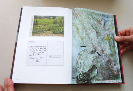 Bookmarking Book Art - John Christie | Books On Books | Scoop.it
