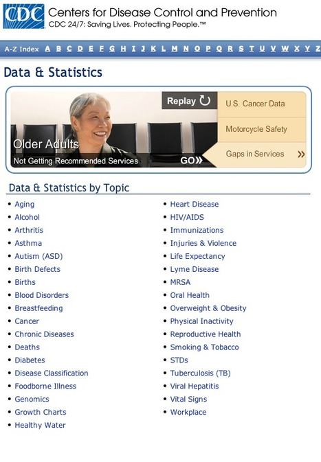 CDC - Data & Statistics   Health Equity   Scoop.it