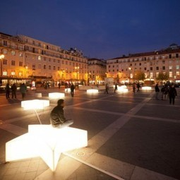 WOW. Thatisall! > Lisbon Christmas Lights by Pedro Sottomayor, José Adrião and ADOC | Urban Design | Scoop.it