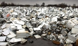 World's mountain of electrical waste reaches new peak of 42m tonnes | Greening the Media Ecosystem | Scoop.it